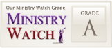Ministry watch rating of the ACLJ